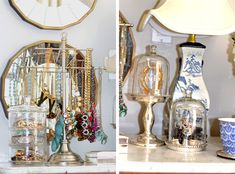 great jewelry organization solutions that are pretty, too!