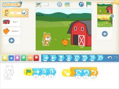 ScratchJr: coding for young kids coming soon to iPad/Android. Kickstarter ends: Apr. 30, 2014