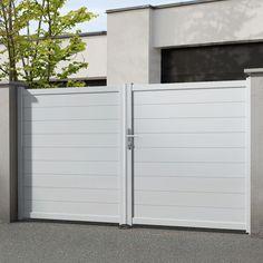 1000 Ideas About Portail Aluminium Battant On Pinterest Portail Aluminium Portail En
