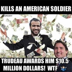 """"""" Senator Frum: the """"elderly woman"""" whose side you take refused to be served by a Muslim dental assistant because she was a Muslim. Are you willing to condemn that racist act? Canada Humor, Canada Eh, The Twits, I Am Canadian, Evil Empire, Fun Signs, Justin Trudeau, Conservative News, Sick"""