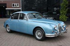 Jaguar MARK 2 3.4 MK2 (bj 1964)