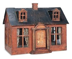 Theriault's Antique Dollhouse Auction