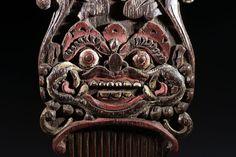 Peigne Barong de Bali (2)