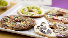 Bunt, bunter, Donut-Chips! So leicht kannst du das Trend-Food selber machen!