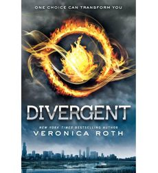 "Science Fiction/Fantasy Book: ""Divergent"" by Veronica Roth ""Becoming fearless isn't the point. That's impossible. It's learning how to control your fear, and how to be free from it."" — Veronica Roth (Divergent (Divergent, #1))"