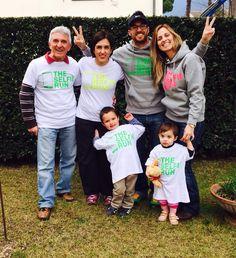 THE SELFIE RUN family!