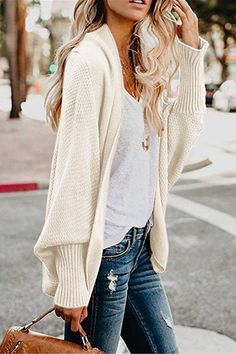 This sweater ❤ 5 casual winter outfits 2019 clotheseek spring outfits women Winter Outfits For Teen Girls, Spring Outfits Women Casual, Winter Outfits 2019, Casual Dress Outfits, Mode Outfits, Women Fashion Casual, Casual Style Women, Spring Fashion Casual, Casual Wear Women