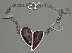 Wire Jewelry, Jewelry Art, Dog Tag Necklace, Jasper, Agate, Porcelain, Bracelets, Necklaces, Pendants