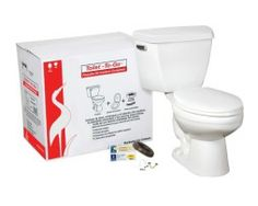 Crane Plumbing® 15in Elongated Front Toilet To Go (3761N100) Compare Product Description The Crane Plumbing® 15in Elongated Front Toilet To Go is a 12″ rough-in and 15″ height toilet. This toilet is made of white ceramic. The gallon per flush is 1.6 GPF. -