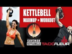 Here is a little dynamic kettlebell warm-up routine I put together, and use myself. It flows well and warms up the whole body. Decide for yourself how many r. Workout Warm Up, Butt Workout, Body Workouts, Workout Tips, Pilates For Men, Kettle Ball, Warm Up Routine, Kettlebell Training, Health Club
