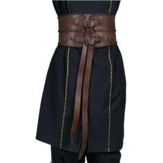 $85.00 Broad Belt. Perfect belt for a cincher. Sold through Medieval Collectibles. http://www.medievalcollectibles.com/p-11121-broad-belt.aspx