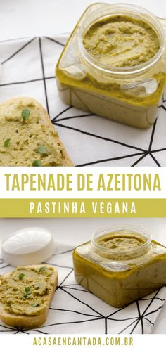 Vegan Foods, Vegan Snacks, Vegetarian Recipes, Cooking Recipes, Healthy Recipes, Tapenade Olive, Ratatouille, Brownie Cookies, Vegan Life
