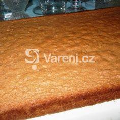 Fotografie receptu: Lehký kakaový piškot