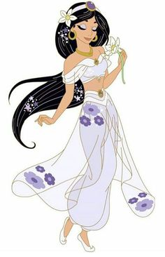 Jasmine is complete ♥️ 4 more gals to go. Disney Princesses And Princes, Disney Princess Drawings, Disney Princess Art, Disney Princess Dresses, Disney Fan Art, Disney Princess Jasmine, Disney Princess Fashion, Walt Disney, Images Disney