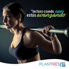 Todo comienza por una decisión. La decisión de verte y sentirte mejor. #PlanTres #Fitness #Dieta #Bajar e Peso #Quotes