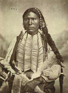 Native American Indian no other info