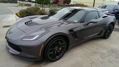 FS: 2015 Z06 6MT 1LZ Shark Grey 50 miles BRAND NEW $80,000 Houston, TX…