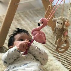 Tribal Fox baby play gym / toys - Wooden baby gym - Infant activity center - Hanging toys for baby gym - Tribal. Bebe Gym, Tribal Fox, Wild West, Baby Boy, Play Gym, Gender Neutral Baby, Baby Rattle, Gifts For New Moms, Boho Baby