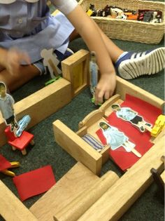 Our miniature selves-mini me on pop stick with clothespin   play based inquiry