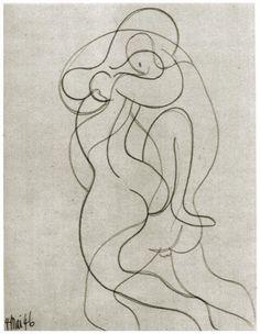 Picasso,  Couple