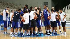 PIRAEUS PLANET (Πειραικος Πλανητης): Εθνικη Μπασκετ:Αποψε με Βοσνια το Σάββατο με την Τ...