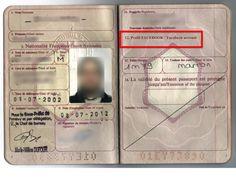 Passeport Facebook #Facebook