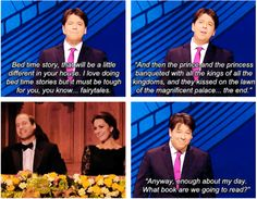 When he straight-up mocked the royal family. | 19 Times Michael McIntyre Spoke The Damn Truth