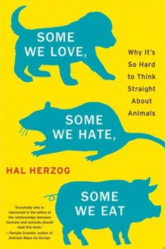 Extremely informative nonfictional book on animals we eat, love and find detestable and why. Anthrozoology is a relatively new subject that focuses on human-animal relations and is interesting to those who love animals.