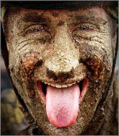 You're a muddy mess man! Mtb, X Bionic, Classic Image, Road Racing, Road Bike, Mountain Biking, Bicycle, Paris, Portrait