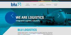 Blu Logistics Website