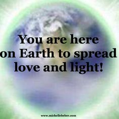 #lightworkers Bring your love forth! ✨❤