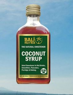 Buy Organic coconut nectar syrup online at balinutra.com. To know more in detail visit our website and contact us. http://balinutra.com/