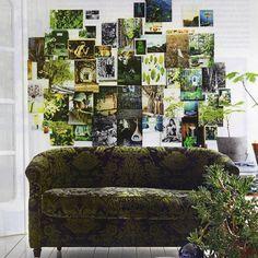 Green Living from Elle Decoration  #house #design #art  #modernhome #homedesign #design #contemporarydesign #modernhouse #holidayhome #midcenturydesign