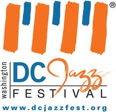 DC Jazz Festival 2012 poster.  Ideas for Project 2 application
