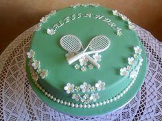 #TENNIS #CAKE