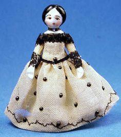Ethel Hicks doll's doll