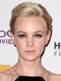 Carey Mulligan's Dramatic Eye Make-up | Trend 911