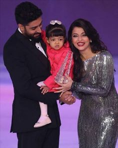 Ash-Abhi gear up daughter aaradhya to be the future miss world!