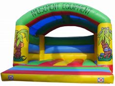Buy cheap and high-quality Arched Corporate Jungle. On this product details page, you can find best and discount Inflatable Castles for sale in 365inflatable.com.au