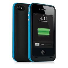 External Power Bank Charger Pack, Backup Battery Case for iPhone 6 & 6 Plus