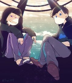 anime and osomatsu image
