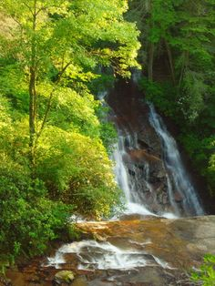 Batson Creek Falls - NorthCarolinaWaterfalls.info