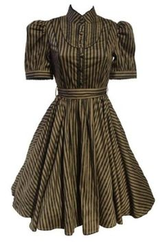 Hell Bunny Steampunk dress