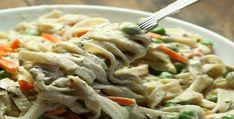 A Flavorsome 20-Minute Vegan Alfredo -  creamy, rich and delicious vegan sauce for a great pasta meal. If you are craving for Alfredo but you are still avoiding anything dairy, eggs or any oil, then this awesome vegan Alfredo sauce might just help with that craving. I'm a sucker for pasta and it is one of those dishes …