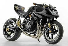 "Suzuki Katana ""spezial 66"" by Custom Wolf - via Racing Cafe"