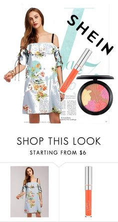 """""""sheln"""" by meri55 ❤ liked on Polyvore featuring MAC Cosmetics"""
