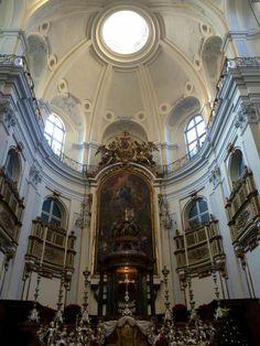 Chiesa del Carmine Torino 1736