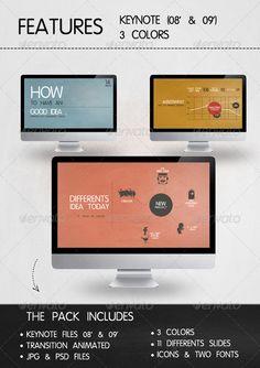 Presentation Vintage Style - GraphicRiver Item for Sale