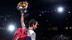 Barry Cowan insists Roger Federer has kept raising the bar for tennis.