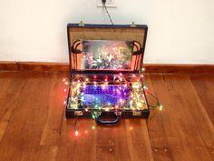 Instalación lumínica. Dimas Melfi. 2015  ph: Noel De la Cara